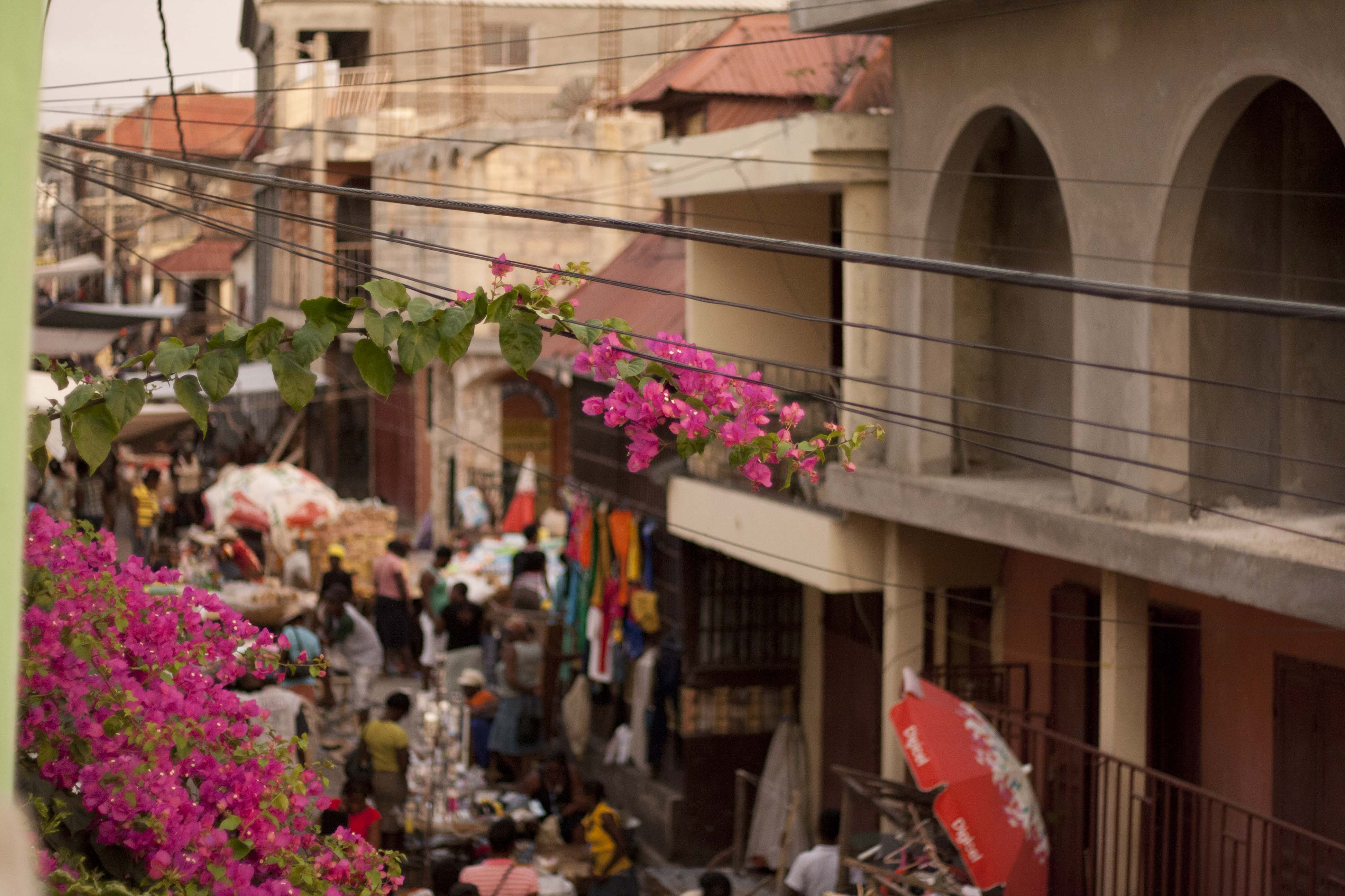 Marché Jacmel
